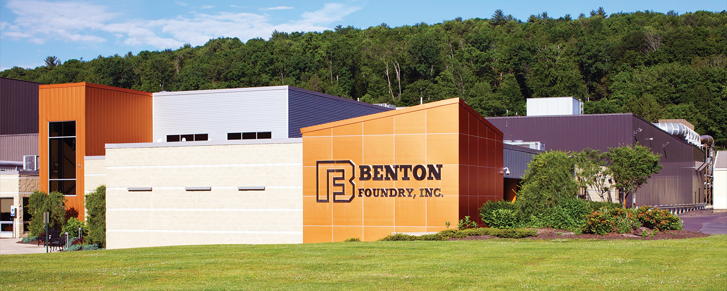 Benton Foundry, Inc  | Gray Iron Castings - Benton Foundry, Inc