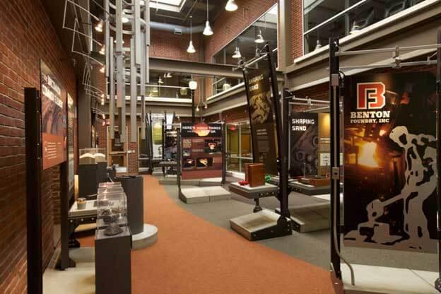 Benton Discovery Center