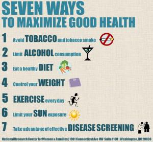 Maximize Good Health